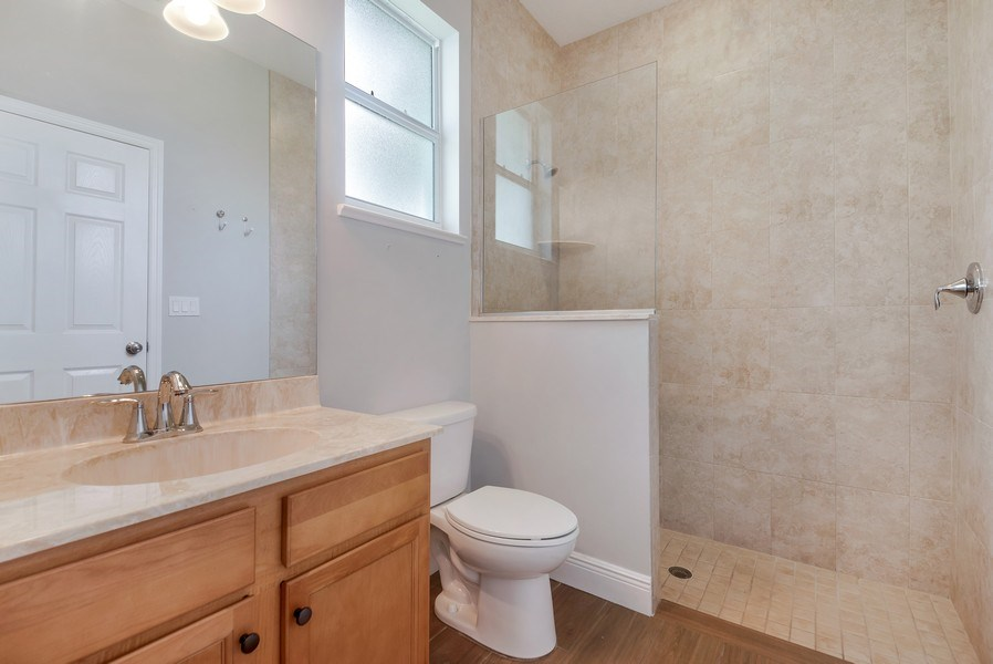 Real Estate Photography - 2264 SE Saint Lucie Blvd., Stuart, FL, 34996 - 3rd Bathroom