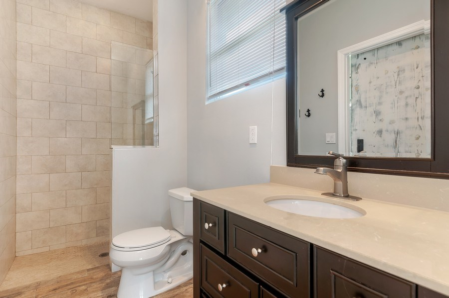 Real Estate Photography - 2264 SE Saint Lucie Blvd., Stuart, FL, 34996 - Master Bathroom