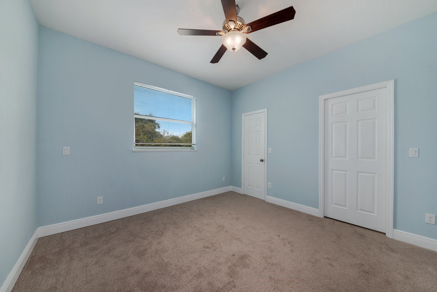Real Estate Photography - 2264 SE Saint Lucie Blvd., Stuart, FL, 34996 - 2nd Bedroom