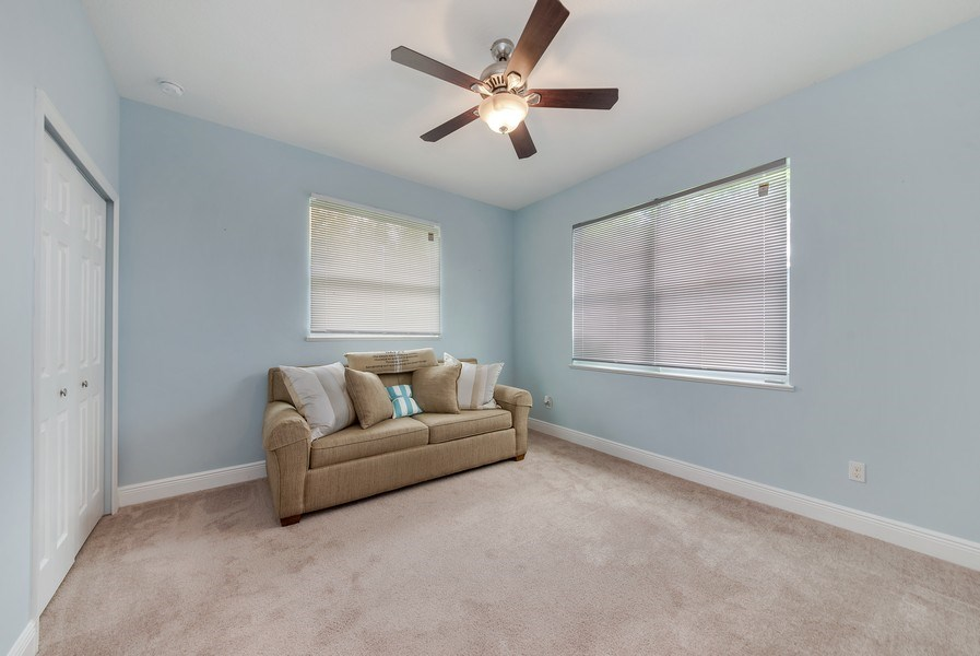 Real Estate Photography - 2264 SE Saint Lucie Blvd., Stuart, FL, 34996 - 3rd Bedroom