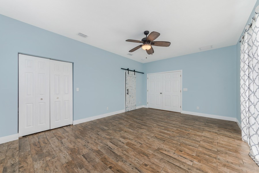 Real Estate Photography - 2264 SE Saint Lucie Blvd., Stuart, FL, 34996 - Master Bedroom