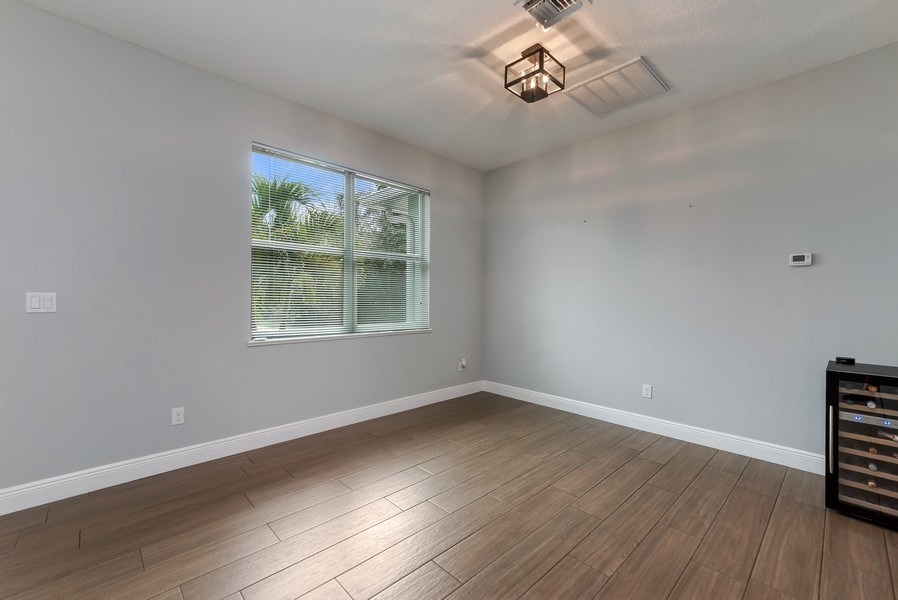 Real Estate Photography - 2264 SE Saint Lucie Blvd., Stuart, FL, 34996 - Dining Room