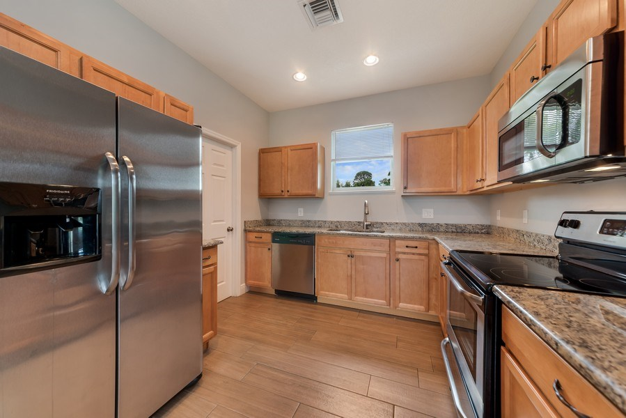 Real Estate Photography - 2264 SE Saint Lucie Blvd., Stuart, FL, 34996 - Kitchen