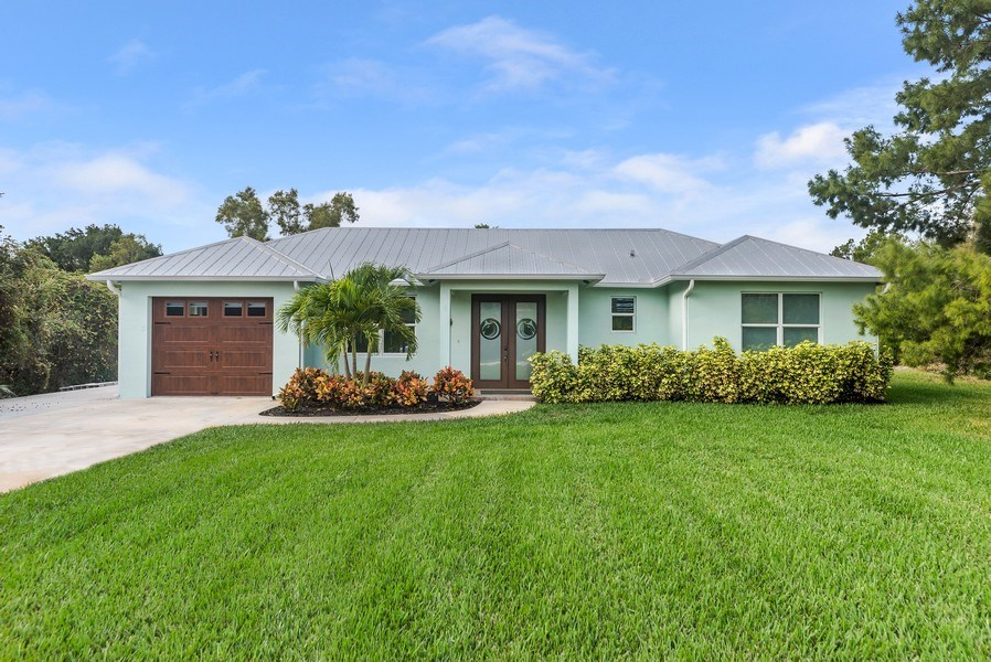 Real Estate Photography - 2264 SE Saint Lucie Blvd., Stuart, FL, 34996 - Front View