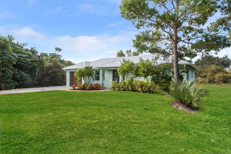 Real Estate Photography - 2264 SE Saint Lucie Blvd., Stuart, FL, 34996 - Side View