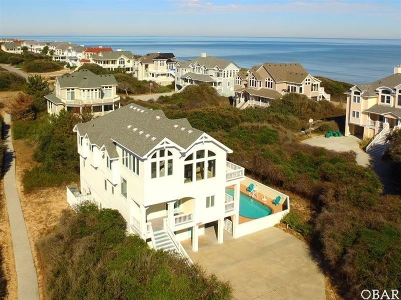 Real Estate Photography - 239 Hicks Bay Ln, Lot 201, Corolla, NC, 27927 - Location 1