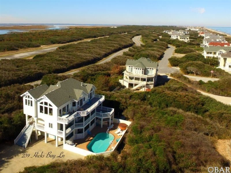 Real Estate Photography - 239 Hicks Bay Ln, Lot 201, Corolla, NC, 27927 - Location 4