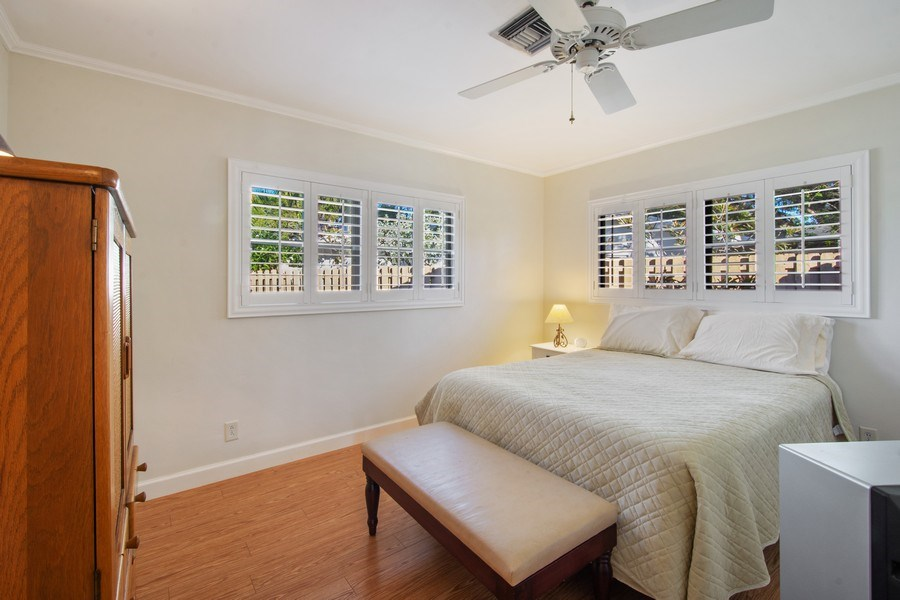 Real Estate Photography - 5811 NE 14th Ln, Fort Lauderdale, FL, 33334 - 2nd Bedroom