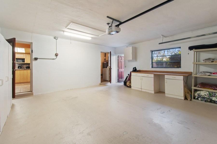 Real Estate Photography - 5811 NE 14th Ln, Fort Lauderdale, FL, 33334 - Garage