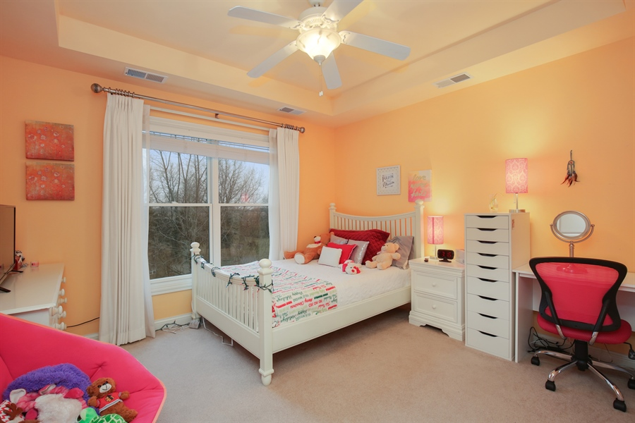 Real Estate Photography - 39W689 Walt Whitman Rd, St Charles, IL, 60175 - 2nd Bedroom
