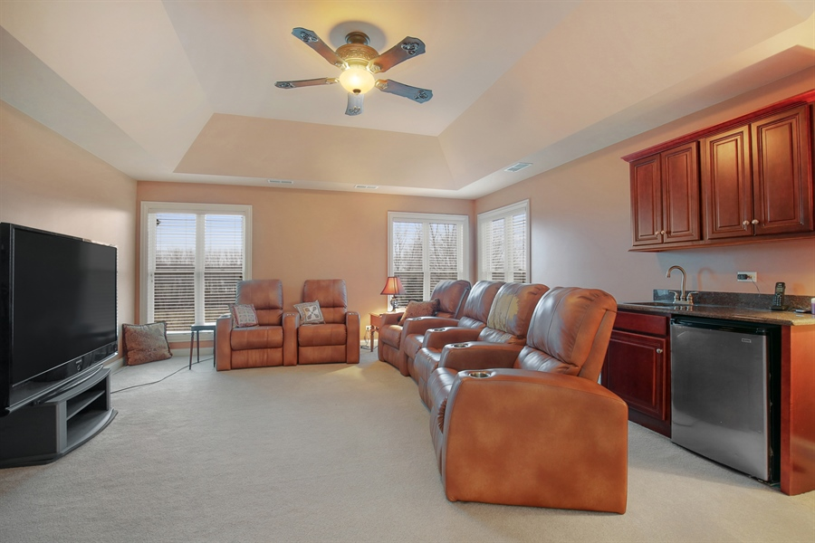 Real Estate Photography - 39W689 Walt Whitman Rd, St Charles, IL, 60175 - Bonus Room