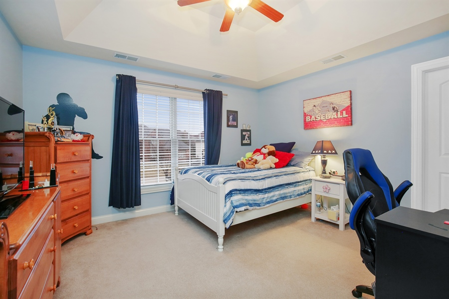 Real Estate Photography - 39W689 Walt Whitman Rd, St Charles, IL, 60175 - 4th Bedroom