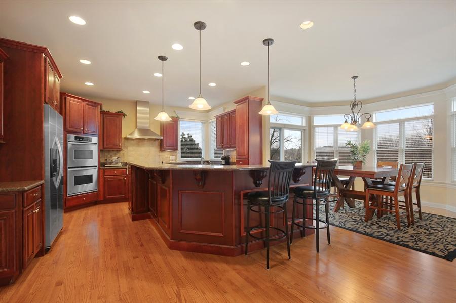 Real Estate Photography - 39W689 Walt Whitman Rd, St Charles, IL, 60175 - Kitchen