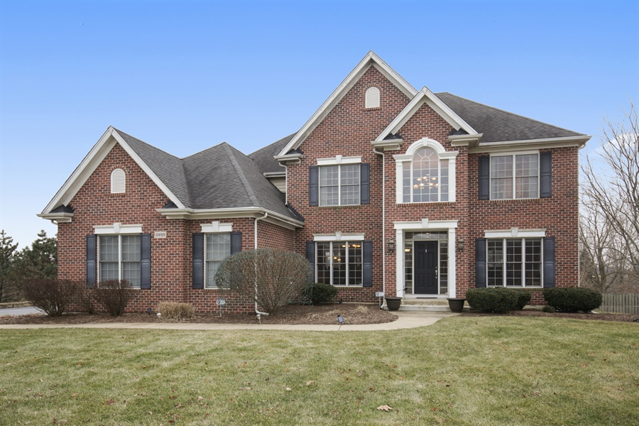 Real Estate Photography - 39W689 Walt Whitman Rd, St Charles, IL, 60175 - Front View