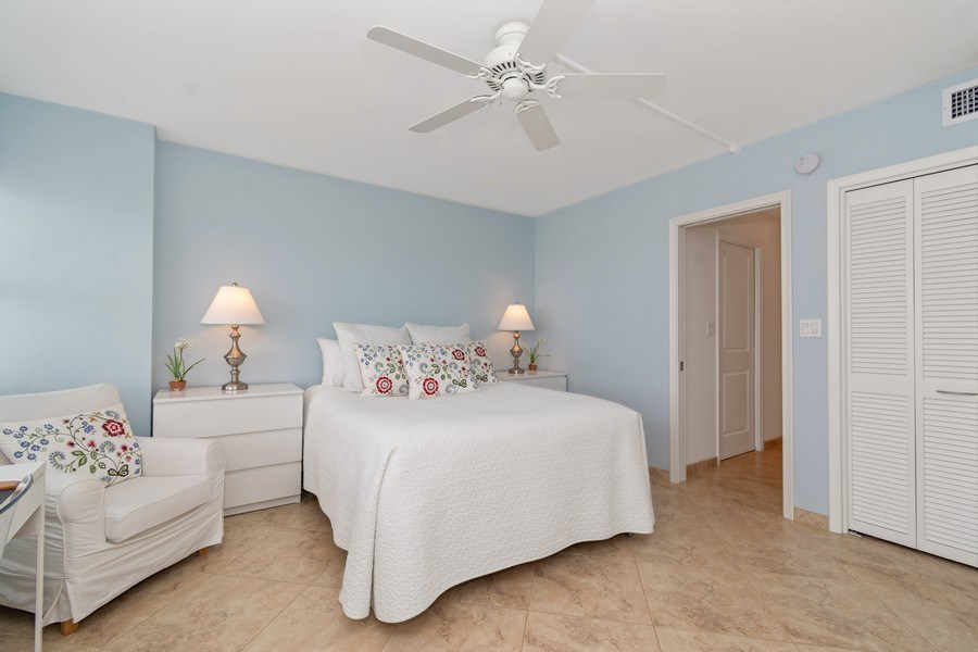 Real Estate Photography - 2100 S Ocean dr, 11E, Fort Lauderdale, FL, 33316 - Bedroom
