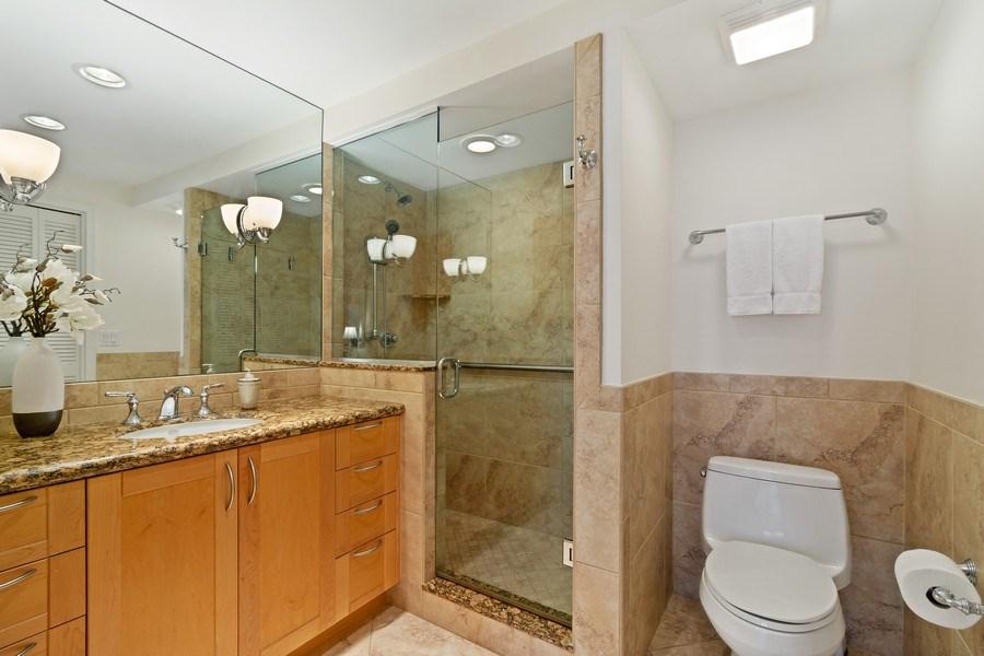 Real Estate Photography - 2100 S Ocean dr, 11E, Fort Lauderdale, FL, 33316 - Bathroom