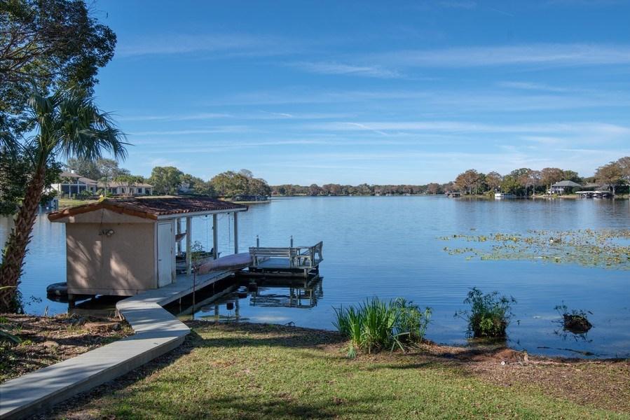 Real Estate Photography - 581 Sylvan Dr, Winter Park, FL, 32789 - Boathouse