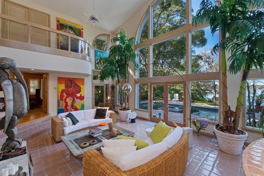 Real Estate Photography - 581 Sylvan Dr, Winter Park, FL, 32789 - Living Room