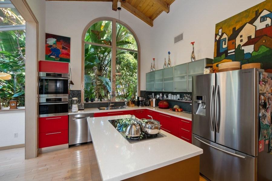 Real Estate Photography - 581 Sylvan Dr, Winter Park, FL, 32789 - Kitchen