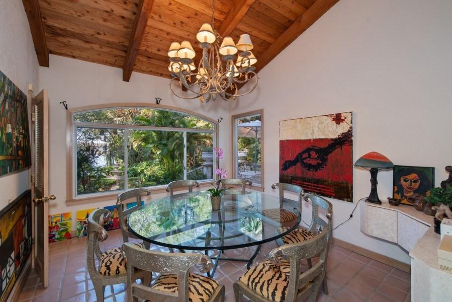 Real Estate Photography - 581 Sylvan Dr, Winter Park, FL, 32789 - Dining Room