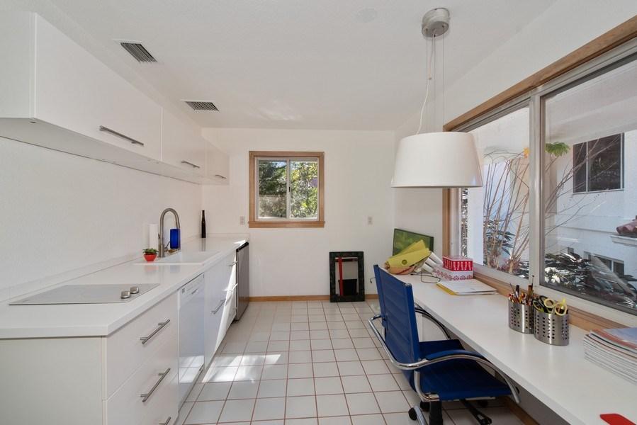 Real Estate Photography - 581 Sylvan Dr, Winter Park, FL, 32789 - Guest House Kitchen
