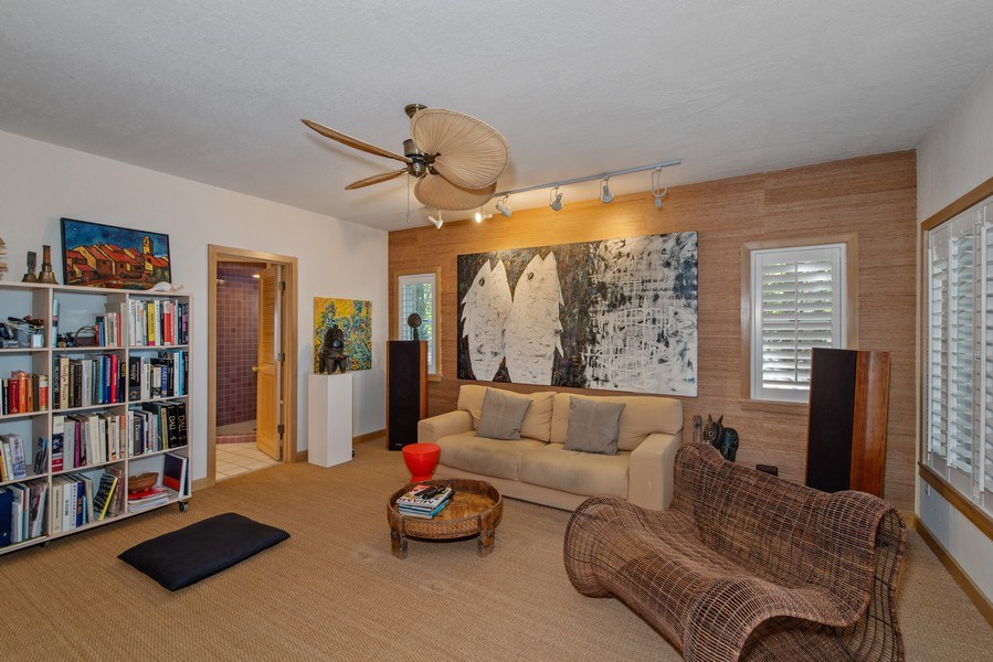 Real Estate Photography - 581 Sylvan Dr, Winter Park, FL, 32789 - Den
