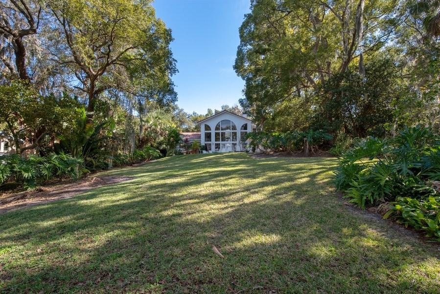 Real Estate Photography - 581 Sylvan Dr, Winter Park, FL, 32789 - Rear View
