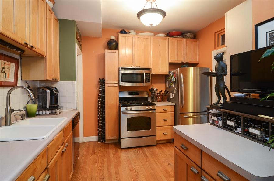 Real Estate Photography - 4851 Bernard, Chicago, IL, 60625 - Kitchen