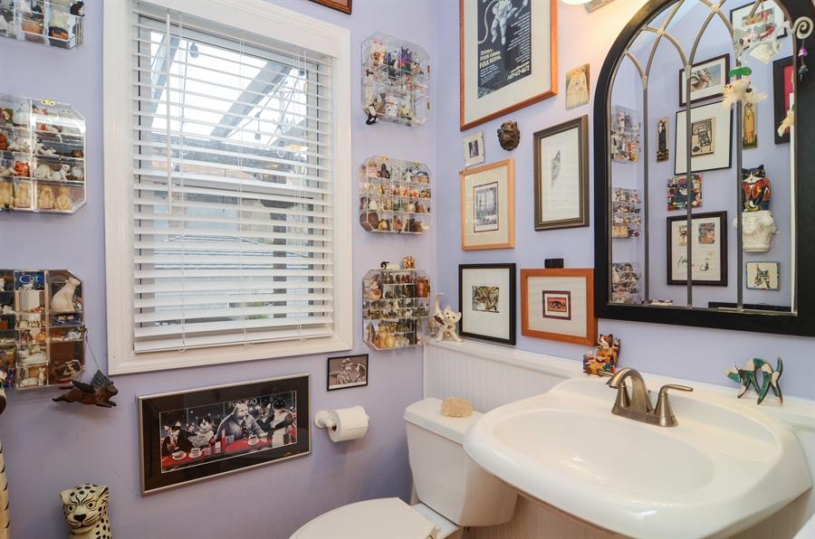 Real Estate Photography - 4851 Bernard, Chicago, IL, 60625 - 2nd Bathroom
