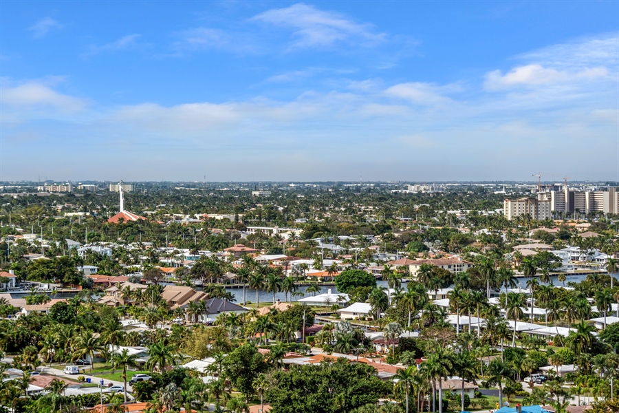 Real Estate Photography - 1700 S Ocean Blvd, Unit 18A, Pompano Beach, FL, 33062 - View