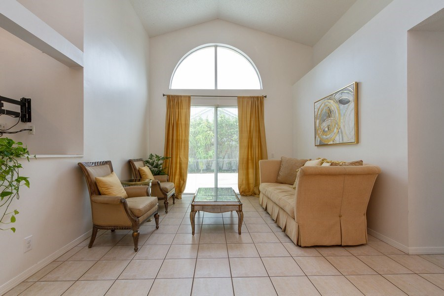 Real Estate Photography - 6337 NW 78th Dr, Parkland, FL, 33067 - Living Room