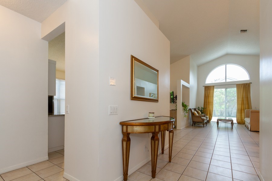 Real Estate Photography - 6337 NW 78th Dr, Parkland, FL, 33067 - Foyer