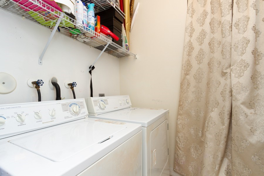 Real Estate Photography - 6337 NW 78th Dr, Parkland, FL, 33067 - Laundry Room