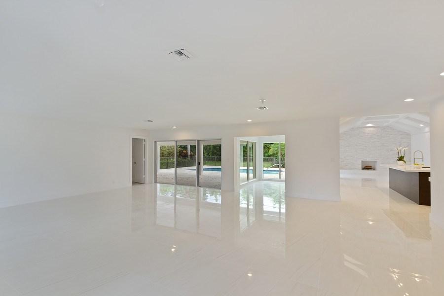 Real Estate Photography - 4230 Live Oak Blvd, Delray Beach, FL, 33445 - Living Room