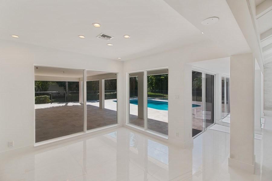 Real Estate Photography - 4230 Live Oak Blvd, Delray Beach, FL, 33445 - Breakfast Area