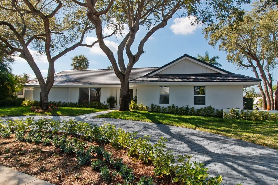 Real Estate Photography - 4230 Live Oak Blvd, Delray Beach, FL, 33445 - Front View