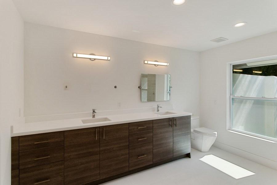Real Estate Photography - 4230 Live Oak Blvd, Delray Beach, FL, 33445 - Bathroom