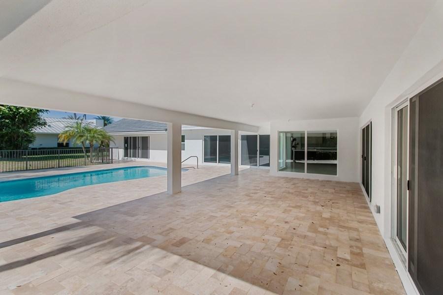 Real Estate Photography - 4230 Live Oak Blvd, Delray Beach, FL, 33445 - Patio