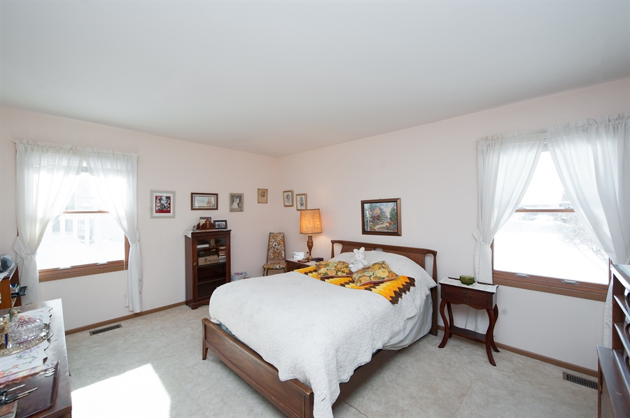 Real Estate Photography - 39866 N Crabapple Dr, Antioch, IL, 60002 - Master Bedroom