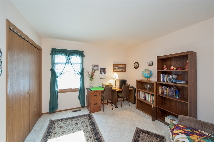 Real Estate Photography - 39866 N Crabapple Dr, Antioch, IL, 60002 - 2nd Bedroom