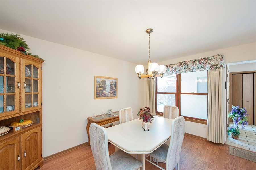 Real Estate Photography - 39866 N Crabapple Dr, Antioch, IL, 60002 - Dining Room