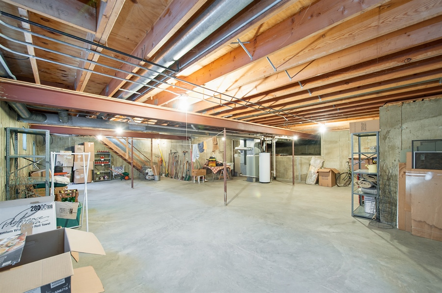 Real Estate Photography - 39866 N Crabapple Dr, Antioch, IL, 60002 - Basement
