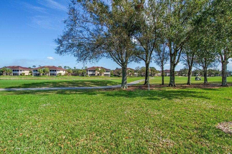 Real Estate Photography - 8047 Palamino Dr, Naples, FL, 34113 - Golf Course