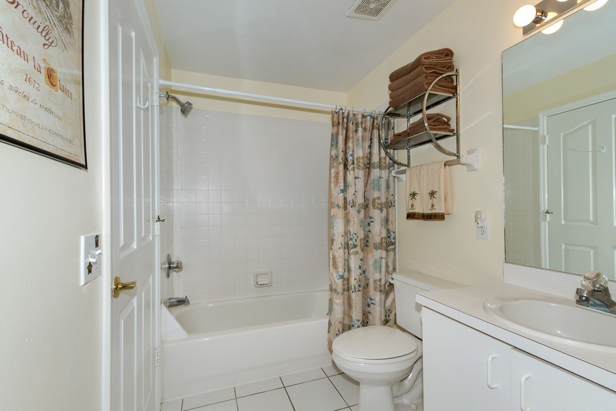 Real Estate Photography - 8047 Palamino Dr, Naples, FL, 34113 - Bathroom