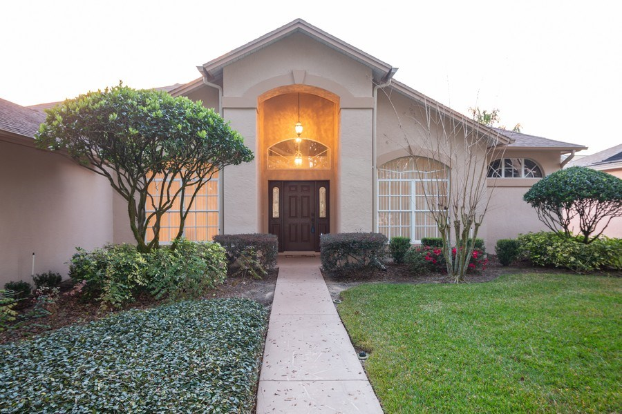 Real Estate Photography - 3525 Shadowood Dr, Valrico, FL, 33596 - Front View