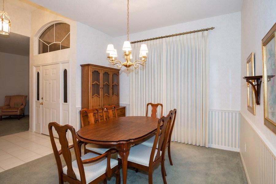 Real Estate Photography - 3525 Shadowood Dr, Valrico, FL, 33596 - Dining Room
