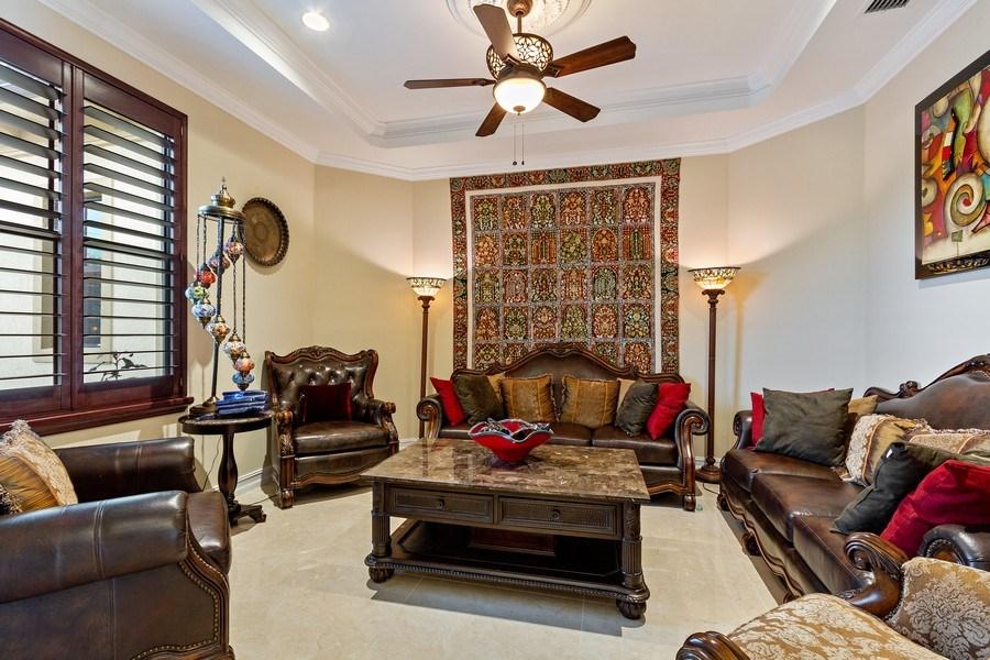 Real Estate Photography - 8745 E Watercress Ct, Parkland, FL, 33076 - Living Room