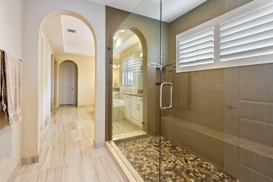 Real Estate Photography - 8745 E Watercress Ct, Parkland, FL, 33076 - Master Bathroom