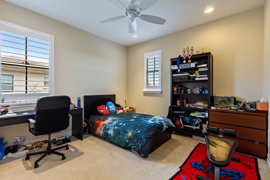 Real Estate Photography - 8745 E Watercress Ct, Parkland, FL, 33076 - 2nd Bedroom