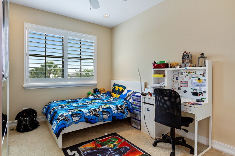 Real Estate Photography - 8745 E Watercress Ct, Parkland, FL, 33076 - 3rd Bedroom